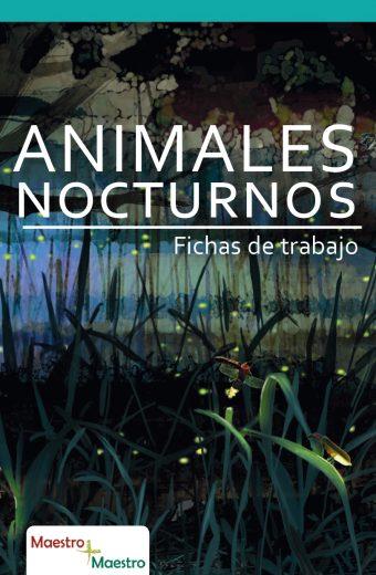 Animales Nocturnos. CARATULA